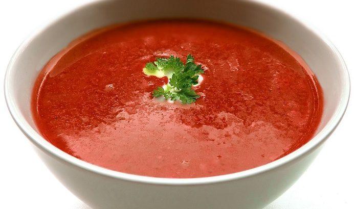 【ごごナマ】平野レミさんの混ぜるだけヴィシソワーズ!トマトの冷たいスープ、作り方&レシピ