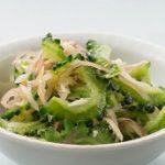 【きょうの料理】栗原はるみゴーヤーの甘酢漬け、作り方&レシピ-