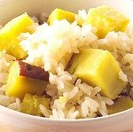 【あさイチ】さつまいもごはんの作り方!ほっくり甘い炊き込みご飯!藤野嘉子さんのレシピ