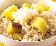 【あさイチ】さつまいもごはんの作り方!ほっくり甘い炊き込みご飯!藤野嘉子さんのレシピ-