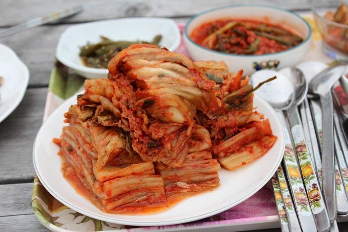 きょうの料理冷やし豚キムチ
