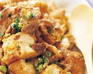 【きょうの料理】ちぎり厚揚げと豚バラの和風炒めの作り方!小林まさみさんのレシピ