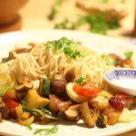 【めざましどようび】棒棒鶏冷やし麺(バンバンジー)の再現レシピ!浜田陽子さんの作り方