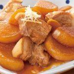 【あさイチ】ゴロゴロ豚バラ大根の作り方!使い分け3品大根レシピ