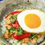 【ヒルナンデス】エスニック鶏そぼろ丼&カレーナゲットの作り方!5分で作れる鶏ひき肉のシンプルレシピまとめ