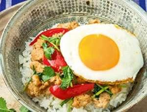 【ごごナマ】野菜ライス&シーフードカリピラフの作り方!麻生れいみさんの糖質制限レシピ【らいふ】