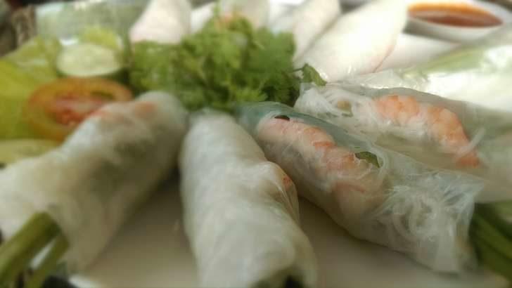 【ごごナマ】春野菜の生春巻きの作り方。栄養満点、春野菜レシピ【おいしい金曜日】(4月19日)