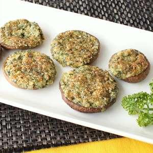 【青空レストラン】椎茸の肉詰めステーキの作り方!しいたけの王様「鳥取茸王」を使ったレシピ-