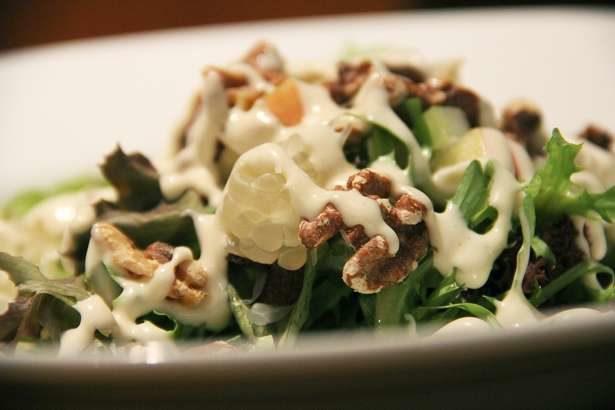 【名医のTHE太鼓判】豆乳オリーブオイルドレッシングの作り方!血管若返りのレシピ
