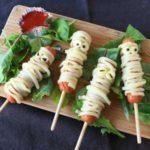 【ノンストップ】ウインナーミイラの作り方!クラシルのハロウィーン料理レシピ-