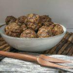 【きょうの料理】北欧風ミートボール(きのこクリームソース&トマトソース)の作り方!コウケンテツさんのレシピ-