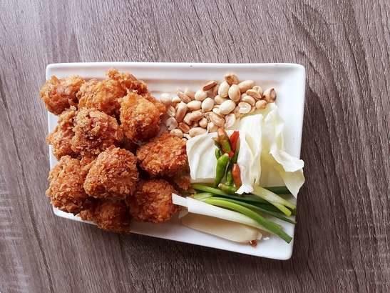 【あさチャン】鶏の唐揚げの作り方!油で煮る揚げ物!水島弘史さんの弱火・低温調理レシピ