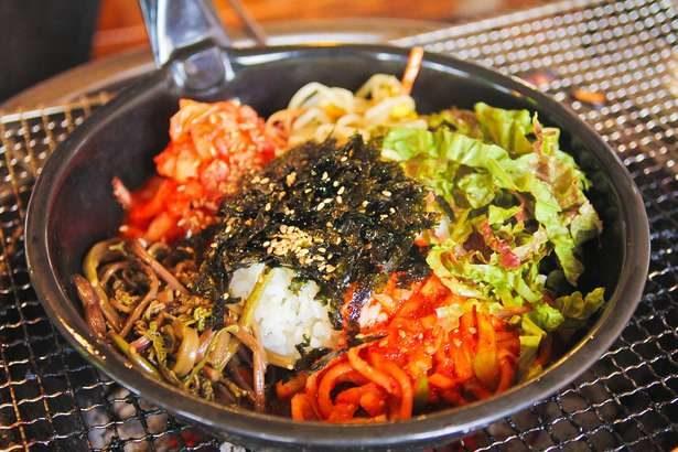 【あさイチ】フライパンでおこげビビンバの作り方。SHIORIさんのレシピ 8月31日【朝イチ ゴハンだよ】