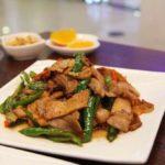 【あさイチ】タイ風豚肉のしょうが焼きの作り方!氏家アマラー昭子さんのレシピ