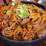 【ごごナマ】豚バラ肉のプルコギ風炒めの作り方!豚肉の下味冷凍活用法