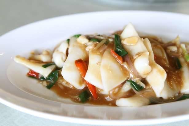 【ごごナマ】いかの肝和えとにんにくの芽の炒め物のレシピ!イカの下味冷凍活用法