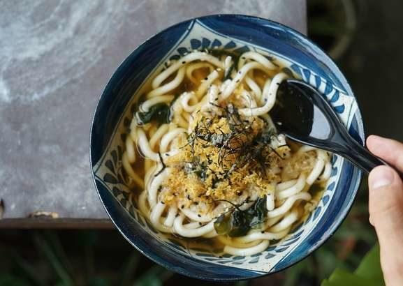 【ガッテン】さば缶でひっぱりうどんのレシピ!青魚でコレストロール値を改善する