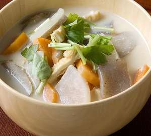 【ヒルナンデス】カレー風味のおかずみそ汁の作り方。井澤由美子さんの具だくさん味噌汁レシピ(7月16日)