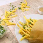 【男子ごはん】青のり一味フライドポテト&オニオンリングフライの作り方。行楽シーズンのお弁当レシピ(5月19日)