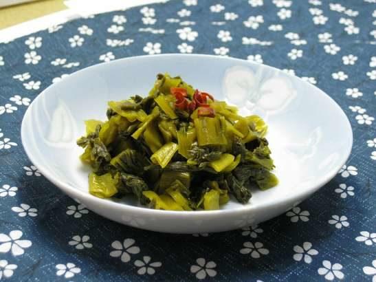 【ごごナマ】小松菜のしょうゆ漬けの作り方!横山タカ子さんの本格漬物レシピ【らいふ】