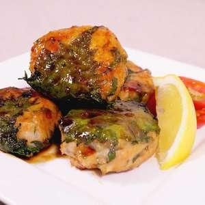 【ノンストップ】鶏ひき肉の大葉チーズ焼きの作り方!クラシルの人気レシピ-