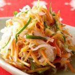 【あさイチ】海鮮なますの作り方!おせち料理のアレンジレシピ【みんな!ゴハンだよ】-