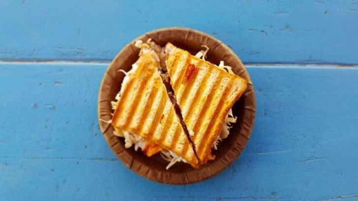 【世界一受けたい授業】焼きそばパンの作り方!ホテルニューオータニのシェフ直伝レシピ!プロが作るサンドイッチ-