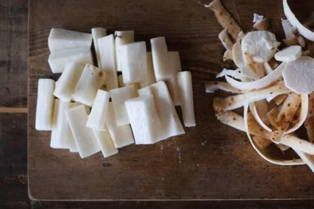 【男子ごはん】長芋ポン酢やっこの作り方。栗原心平さんの酸っぱい鍋レシピ(11月3日)