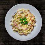【平野レミ】大根の皮ったフェトチーネのレシピ!パワフル家族に福きたるで紹介-