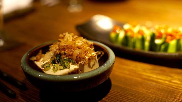 【名医のTHE太鼓判】粉豆腐で中性脂肪を減らす!豆腐の健康効果を紹介-