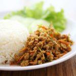【ヒルナンデス】キーマカレー丼の作り方!吉永沙矢佳さんの5分で作れるランチレシピ(2月22日)