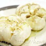 【沸騰ワード】志麻さんのニンニク丸ごと蒸しのレシピ。レンジで簡単!押切もえさん宅で料理【伝説の家政婦】