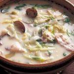 【あさイチ】かぶとはまぐりの豆乳鍋の作り方!篠原武将シェフの豆乳料理レシピ(2月19日)-
