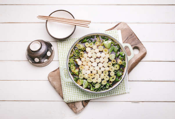 【メレンゲの気持ち】美酒鍋の作り方。砂肝たっぷり、六角精児さんおすすめの郷土料理レシピ(2月23日)