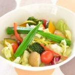 【あさイチ】ホットサラダの時短レシピ!野菜の30秒蒸しでアルデンテに!(2月26日)