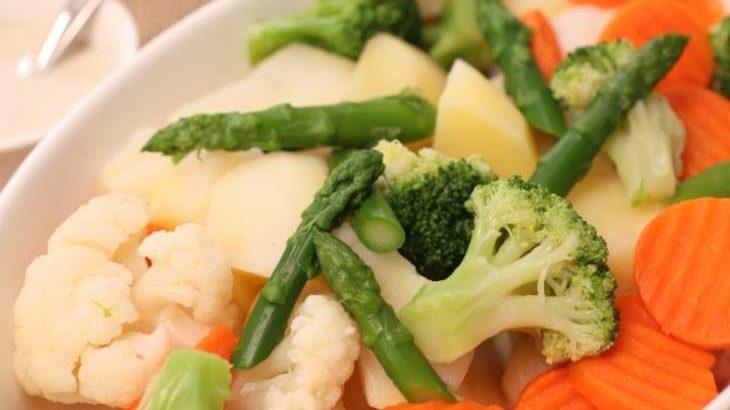 【あさイチ】野菜の30秒蒸しの作り方。ホットサラダの時短レシピ。アルデンテに仕上がる方法(6月2日)
