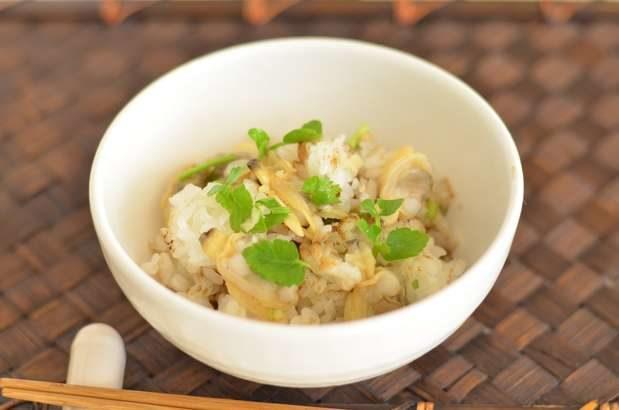 【NHKあさイチ】ひよこ豆と鶏肉の洋風炊き込みごはんの作り方。ほりえさわこさんのレシピ【ゴハンだよ】(6月5日)