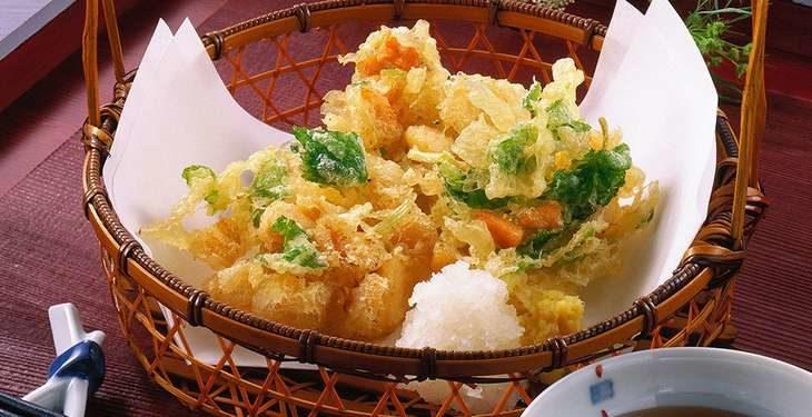 【ノンストップ】カニカマのかき揚げの作り方。笠原将弘さんのレシピ(12月3日)