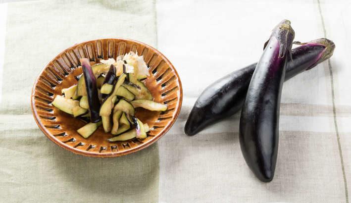 【ヒルナンデス】なすの中華風マリネの作り方。3ステップレンチンおかずレシピ(4月16日)