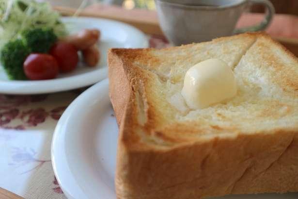 サタデープラス バタートースト
