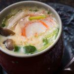 【あさイチ】アスパラだしの茶碗蒸しのレシピ。アスパラの下の方を美味しく食べる方法(4月23日)