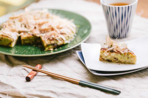 【ノンストップ】お好み焼き卵ごはんの作り方。クラシルの人気レシピ(4月24日)