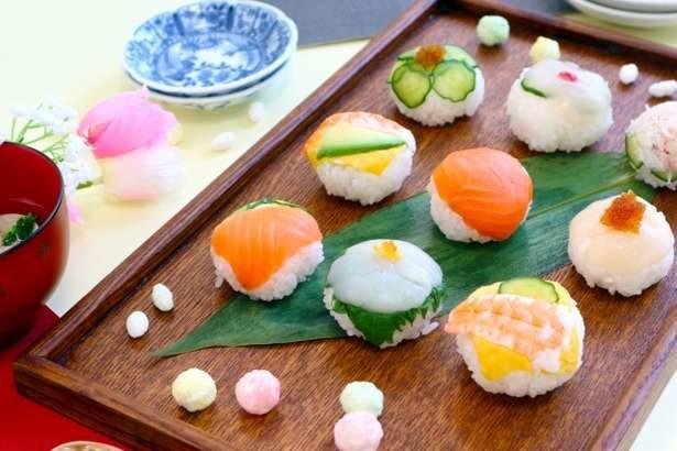 【あさイチ】おたのしみ ひと口おすしの作り方。ばあばのお手軽寿司レシピ【ゴハンだよ】(4月25日)