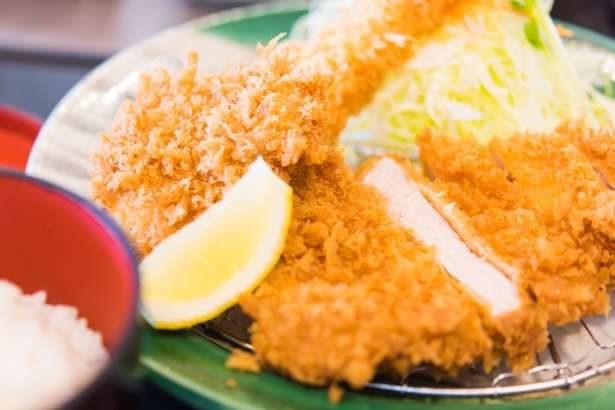 【メレンゲの気持ち】歌舞伎揚げとんかつの作り方。天乃屋のアレンジレシピ(6月22日)