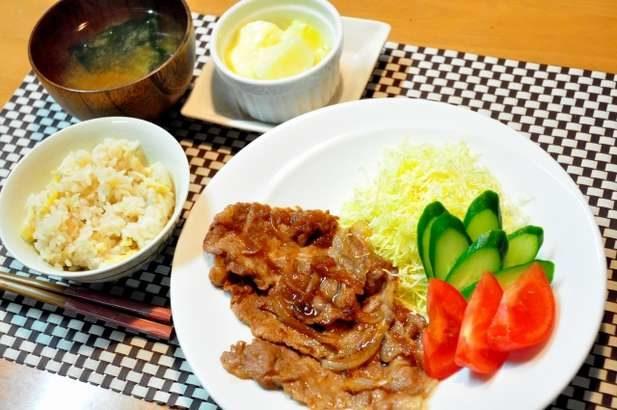 【名医のTHE太鼓判】豚肉の生姜焼きのレシピ。ビタミンB1たっぷり!健康になる家庭料理ベスト10(4月29日)