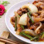 【男子ごはん】肉野菜炒めの作り方。春の定番の炒め物料理レシピ(5月5日)