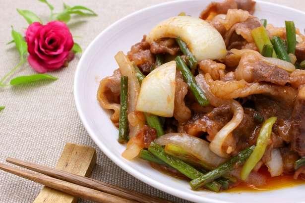 水島 野菜炒め