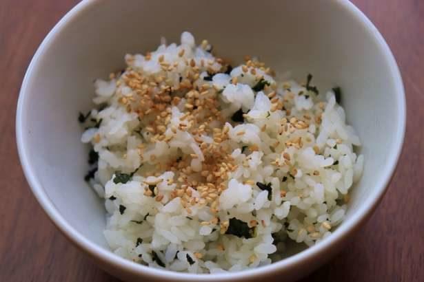 【きょうの料理】青じそと黒ごまのそぼろご飯の作り方。栗原はるみさんのレシピ(5月7日)