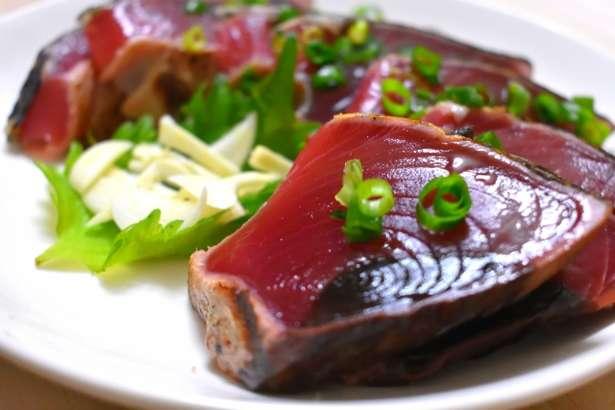 カツオのたたき丼 平野レミ