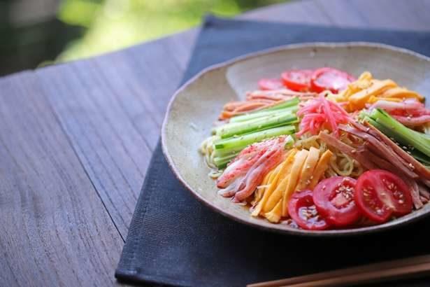 【あさイチ】山東風ズッキーニと豚肉のあえ麺の作り方。孫成順シェフの冷やし麺レシピ【夢の3シェフ】(6月18日)